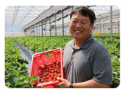 Anh Phạm Tiến Thành - Dự án Nông nghiệp đạt tiêu chuẩn VietGap xuất khẩu